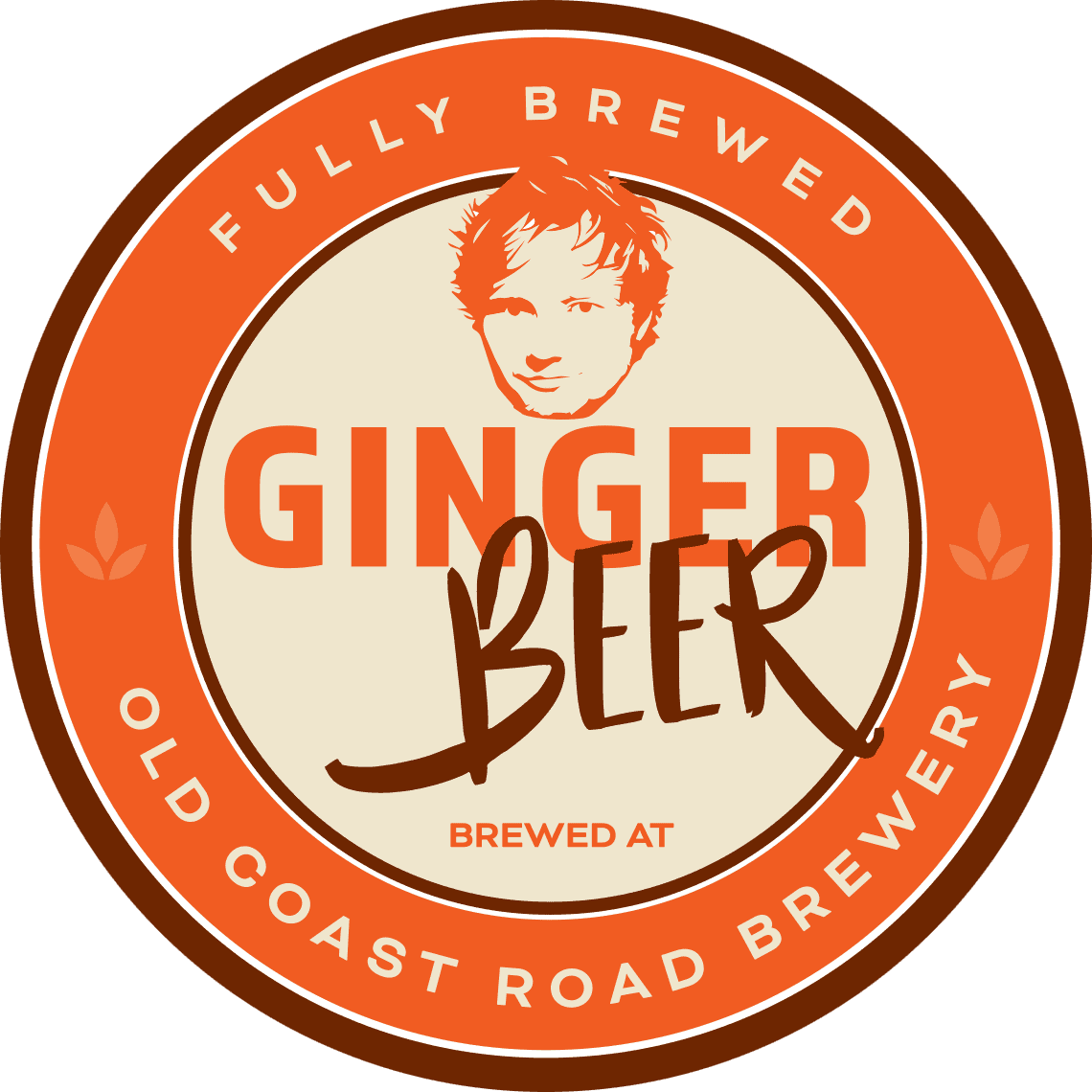 A properly brewed all-malt ginger beer. As a result, it's fresher and with more body and complexity than the commercial brands.