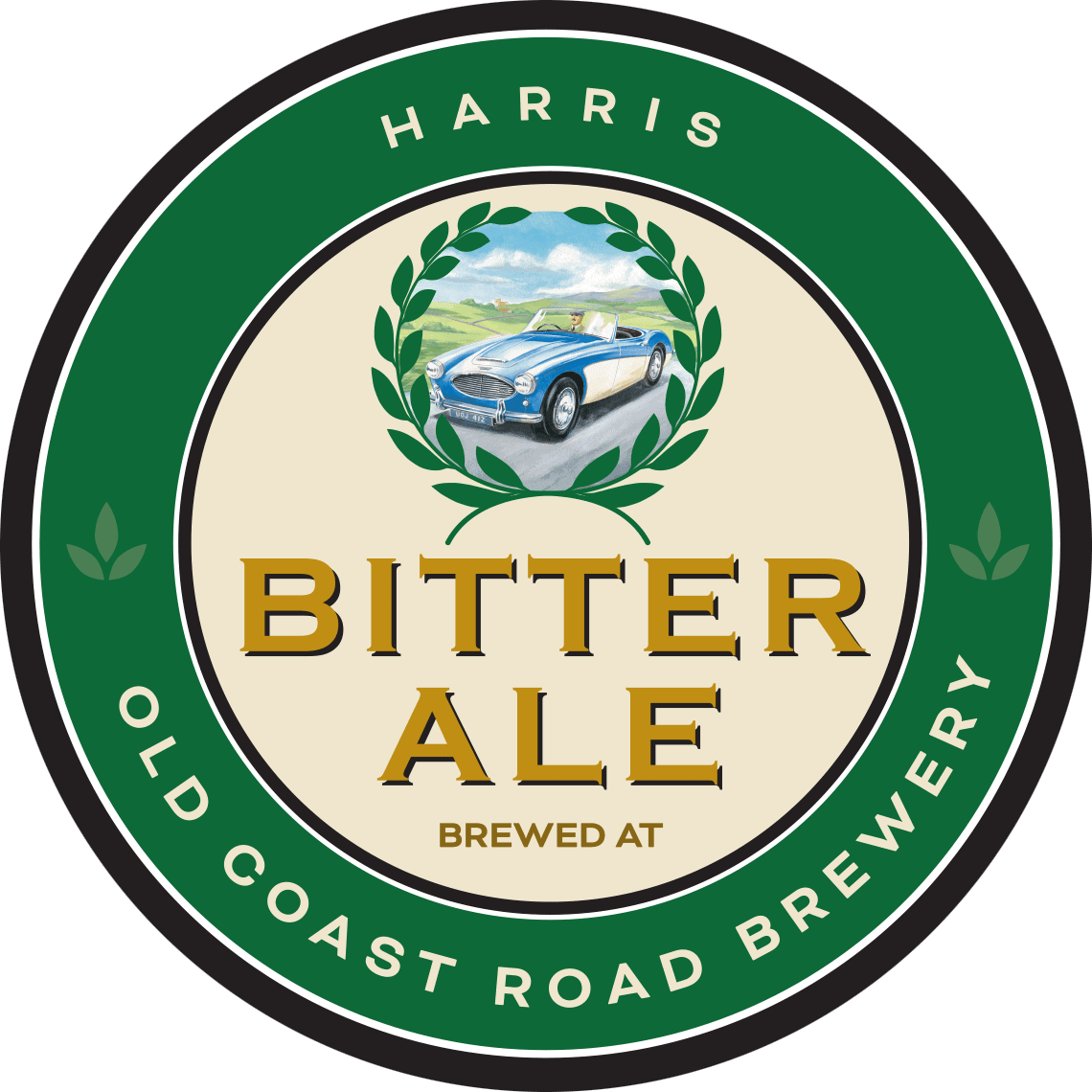 """An English-style pale ale as opposed to the more well known American style. The English had this first! It's malty and dry with classic toffee notes and gets better as it warms. When the Poms say """"Pint of bitter Guv"""", this is what they mean."""