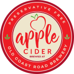 Made by our brewer from southwest apples. We try to keep it middle of the road in terms of sweetness to satisfy a broad range of palates.