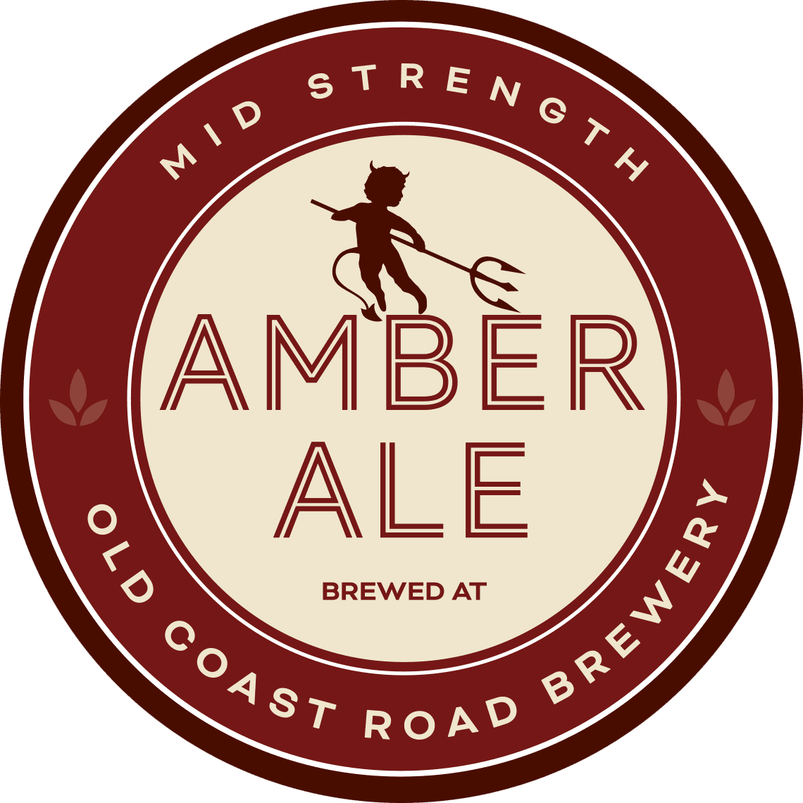 """A mid-strength amber beer with sweet toffee notes, fruity hops, and a mild bitter finish. If you like """"Rogers"""" you'll find this similar."""