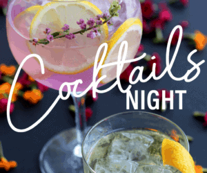Enjoy $7 cocktails with a regular selection of fresh new drinks